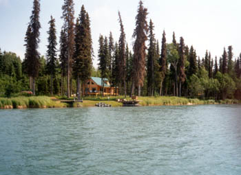 Homer Floatplane Lodge & Cabins ~ Halibut & salmon fishing, fly in